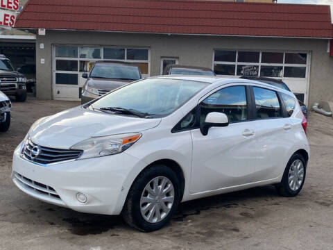 2014 Nissan Versa Note for sale at ELITE MOTOR CARS OF MIAMI in Miami FL
