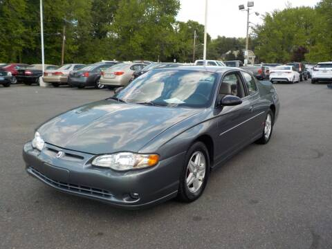 2004 Chevrolet Monte Carlo for sale at United Auto Land in Woodbury NJ