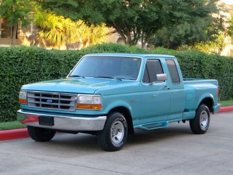 1994 Ford F-150 for sale at RBP Automotive Inc. in Houston TX