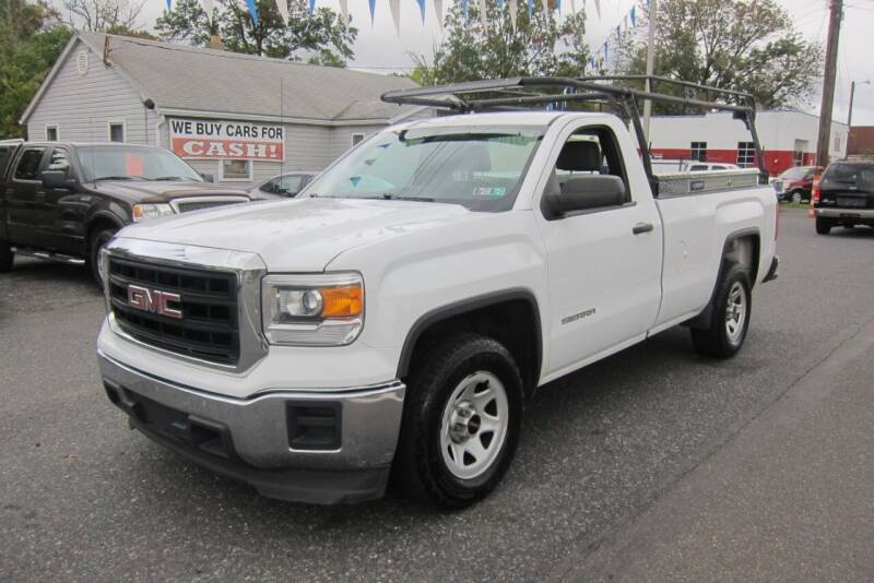 2015 GMC Sierra 1500 for sale at K & R Auto Sales,Inc in Quakertown PA