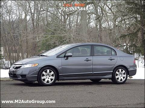 2009 Honda Civic for sale at M2 Auto Group Llc. EAST BRUNSWICK in East Brunswick NJ