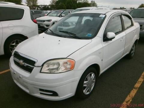 2007 Chevrolet Aveo for sale at Kansas Car Finder in Valley Falls KS