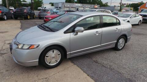 2007 Honda Civic for sale at Unlimited Auto Sales in Upper Marlboro MD