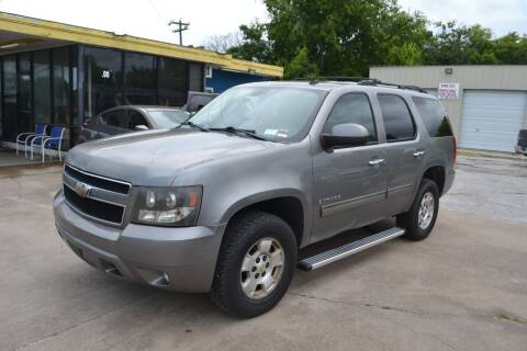 2009 Chevrolet Tahoe for sale at Preferable Auto LLC in Houston TX
