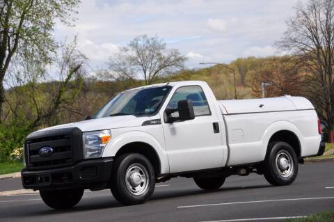 2013 Ford F-350 Super Duty for sale at T CAR CARE INC in Philadelphia PA