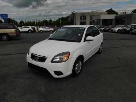2010 Kia Rio for sale at Paniagua Auto Mall in Dalton GA