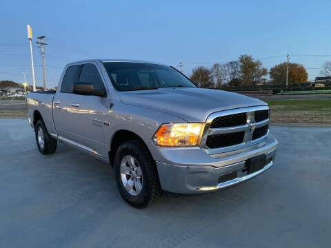 2014 RAM Ram Pickup 1500 for sale at King of Cars LLC in Bowling Green KY