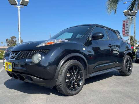 2014 Nissan JUKE for sale at CARSTER in Huntington Beach CA