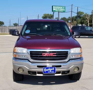 2003 GMC Sierra 1500 for sale at Budget Motors in Aransas Pass TX