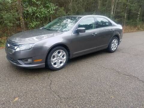 2011 Ford Fusion for sale at J & J Auto Brokers in Slidell LA
