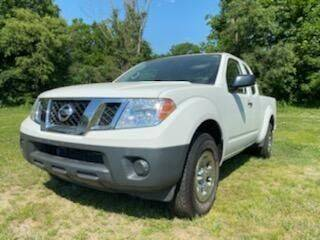2015 Nissan Frontier for sale at Worthington Air Automotive Inc in Williamsburg MA