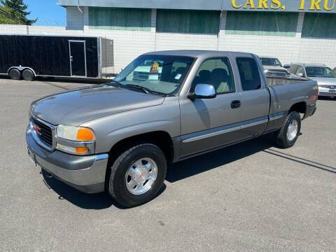 2000 GMC Sierra 1500 for sale at Vista Auto Sales in Lakewood WA