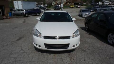 2009 Chevrolet Impala for sale at Tates Creek Motors KY in Nicholasville KY