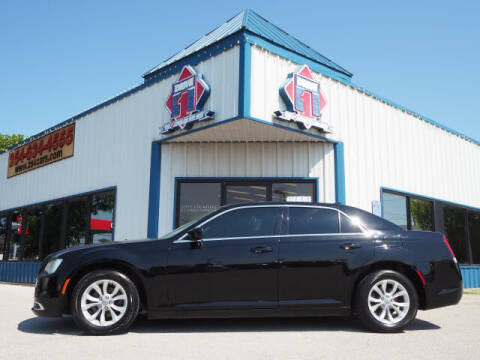 2015 Chrysler 300 for sale at DRIVE 1 OF KILLEEN in Killeen TX