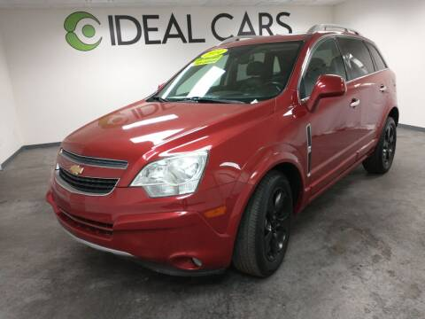 2014 Chevrolet Captiva Sport for sale at Ideal Cars Broadway in Mesa AZ