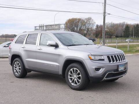 2014 Jeep Grand Cherokee for sale at Park Place Motor Cars in Rochester MN