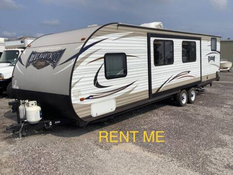 2017 Forest River Wildwood X-lite for sale at Government Fleet Sales - Rent Me in Kansas City MO