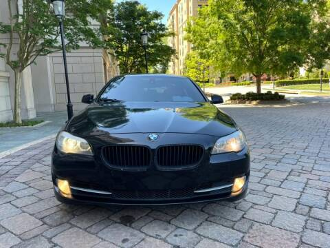 2012 BMW 5 Series for sale at Affordable Dream Cars in Lake City GA
