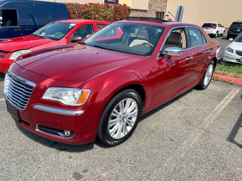 2011 Chrysler 300 for sale at XCELERATION AUTO SALES in Chester VA