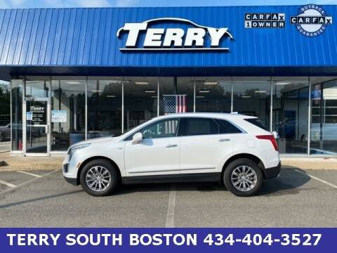 2017 Cadillac XT5 for sale at Terry of South Boston in South Boston VA