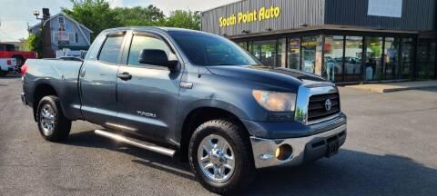 2008 Toyota Tundra for sale at South Point Auto Plaza, Inc. in Albany NY