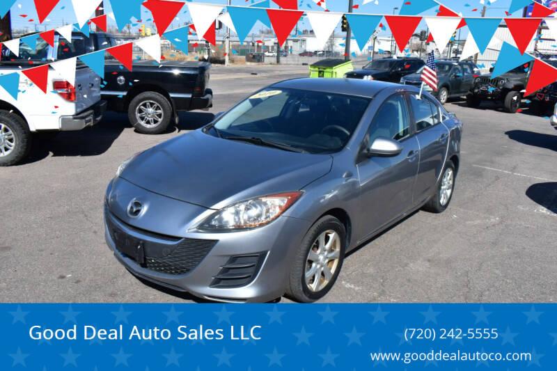2010 Mazda MAZDA3 for sale at Good Deal Auto Sales LLC in Denver CO