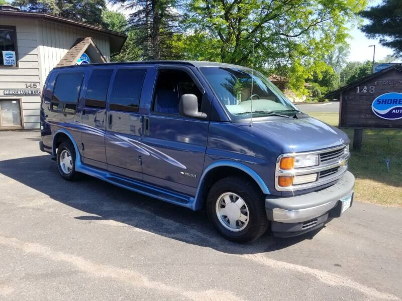 1996 Chevrolet Express Cargo for sale at Shores Auto in Lakeland Shores MN