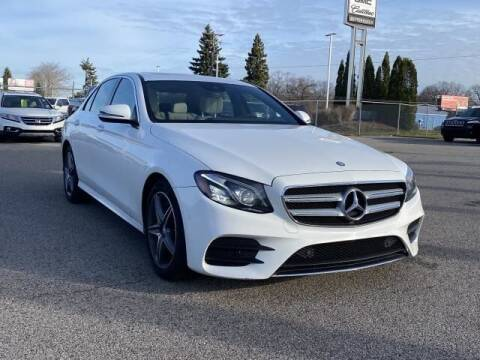 2017 Mercedes-Benz E-Class for sale at Betten Baker Preowned Center in Twin Lake MI
