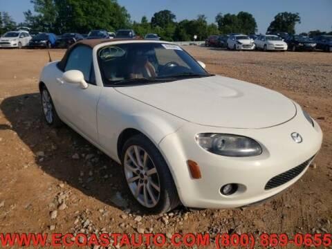 2006 Mazda MX-5 Miata for sale at East Coast Auto Source Inc. in Bedford VA