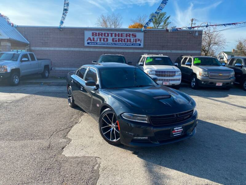 2015 Dodge Charger for sale at Brothers Auto Group in Youngstown OH