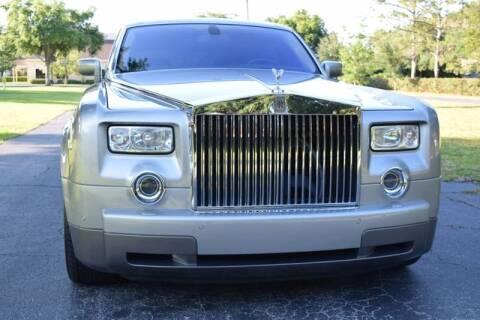 2004 Rolls-Royce Phantom for sale at Monaco Motor Group in Orlando FL