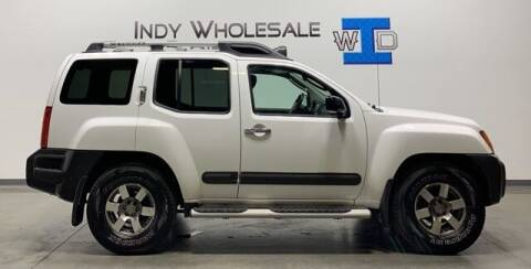 2012 Nissan Xterra for sale at Indy Wholesale Direct in Carmel IN