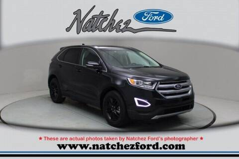 2018 Ford Edge for sale at Auto Group South - Natchez Ford Lincoln in Natchez MS