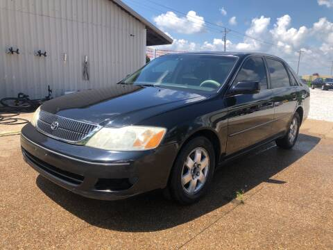 2001 Toyota Avalon for sale at Family Car Farm in Princeton IN