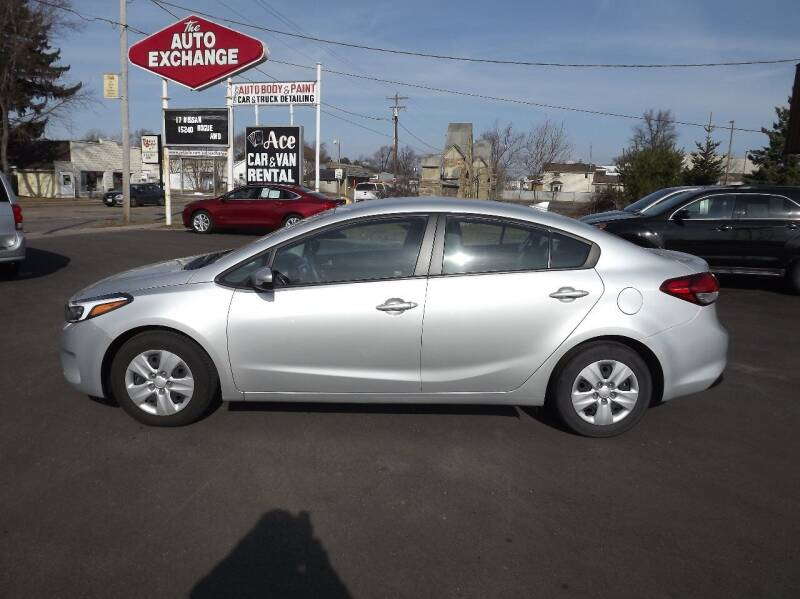 2017 Kia Forte for sale at The Auto Exchange in Stevens Point WI