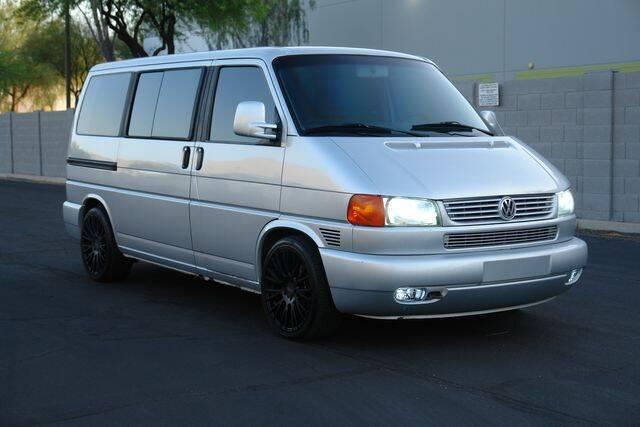 2002 Volkswagen EuroVan for sale at Arizona Classic Car Sales in Phoenix AZ