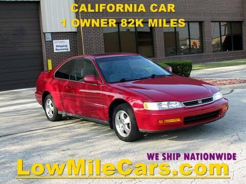 1997 Honda Accord for sale at A1 Auto Sales in Burr Ridge IL