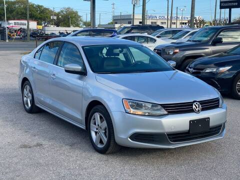 2014 Volkswagen Jetta for sale at Marvin Motors in Kissimmee FL