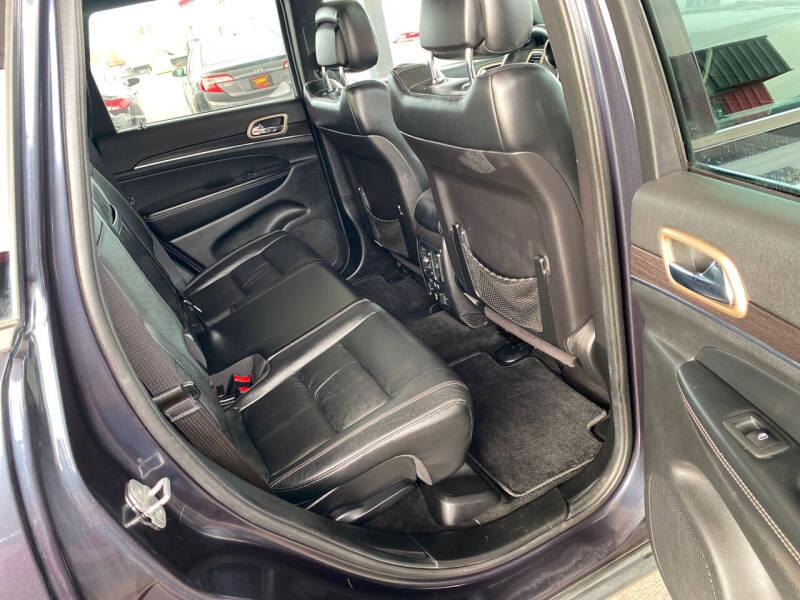 2014 Jeep Grand Cherokee 4x4 Limited 4dr SUV - Idaho Falls ID