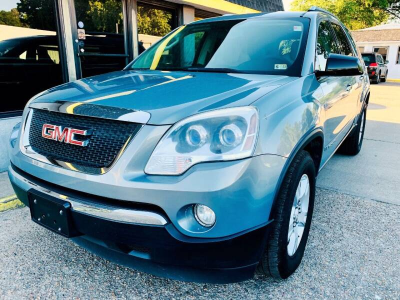 2007 GMC Acadia for sale at Auto Space LLC in Norfolk VA