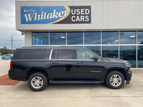 2017 Chevrolet Suburban for sale at Kevin Whitaker Used Cars in Travelers Rest SC