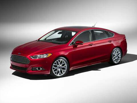 2013 Ford Fusion for sale at MIDWAY CHRYSLER DODGE JEEP RAM in Kearney NE