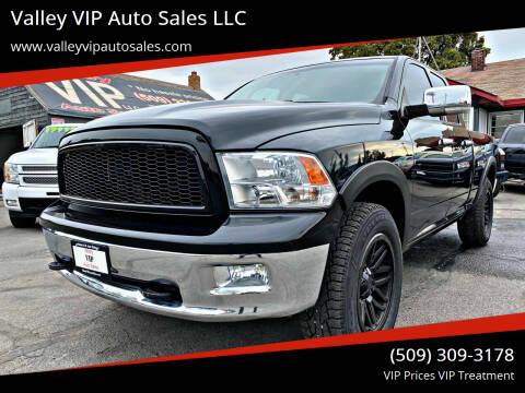 2011 RAM Ram Pickup 1500 for sale at Valley VIP Auto Sales LLC in Spokane Valley WA