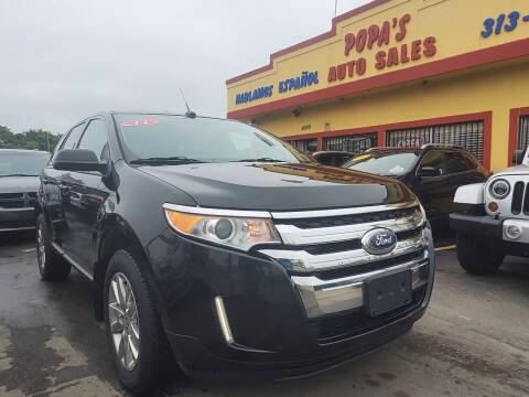 2014 Ford Edge for sale at Popas Auto Sales in Detroit MI