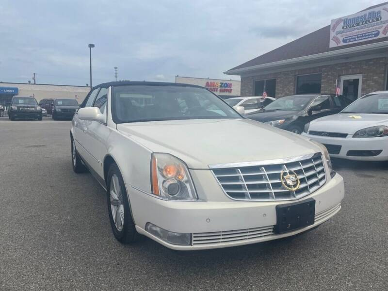 2006 Cadillac DTS for sale at Honest Abe Auto Sales 1 in Indianapolis IN