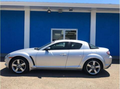 2004 Mazda RX-8 for sale at Khodas Cars in Gilroy CA