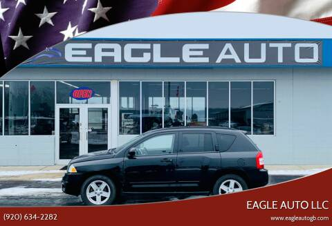 2008 Jeep Compass for sale at Eagle Auto LLC in Green Bay WI