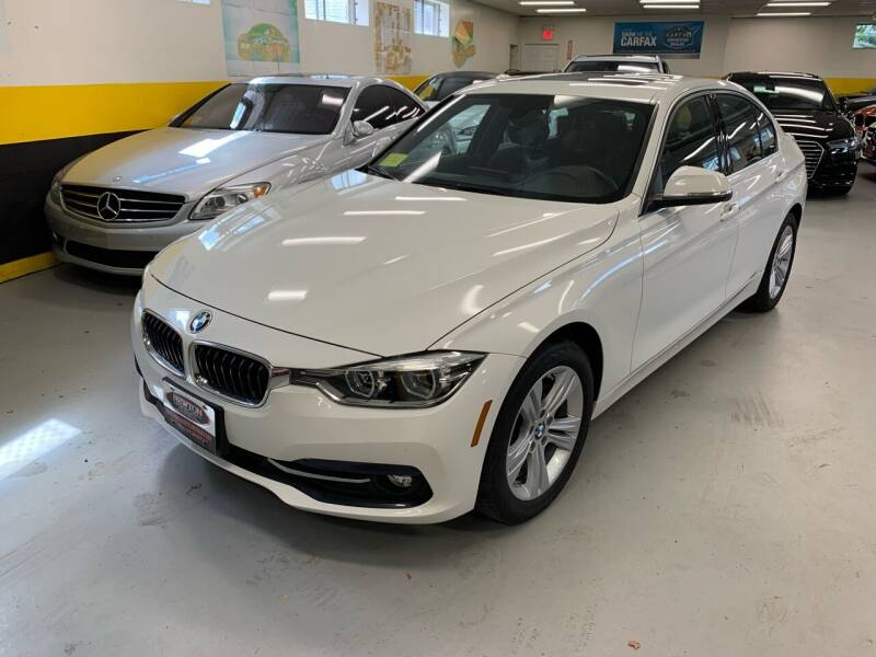2018 BMW 3 Series for sale at Newton Automotive and Sales in Newton MA