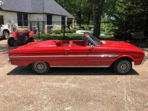 1963 Ford Falcon for sale at Classic Car Deals in Cadillac MI
