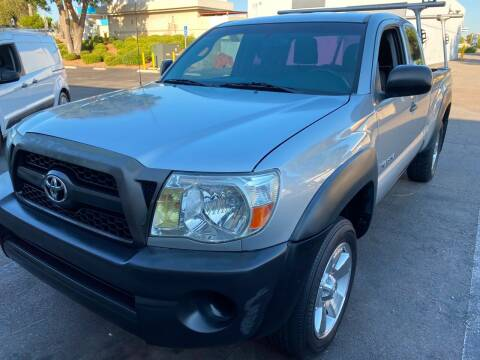 2011 Toyota Tacoma for sale at Cars4U in Escondido CA